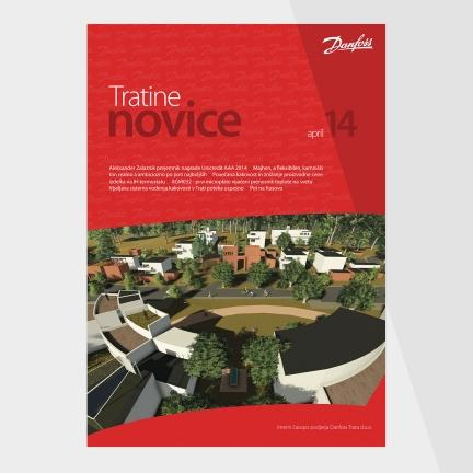 DANFOSS – TRATINE NOVICE